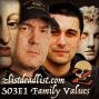 Artwork for S03E1 Family Values