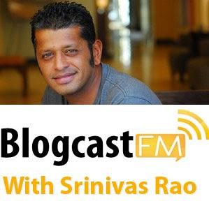 Artwork for MTR Behind The Mic: Srinivas Rao/Blogcast FM