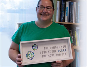 Ocean Overview – Dr. Mya Breitbart, Professor of Biological Oceanography at the University of South Florida – Marine Microbes, Bacteria, Viruses, and the Diversity of Life in our Oceans