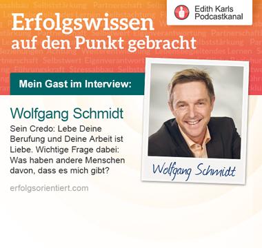 062 - Im Gespräch mit Wolfgang Schmidt