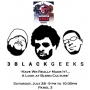 Artwork for Blerdcon 2018- Have We Really Made It? Panel