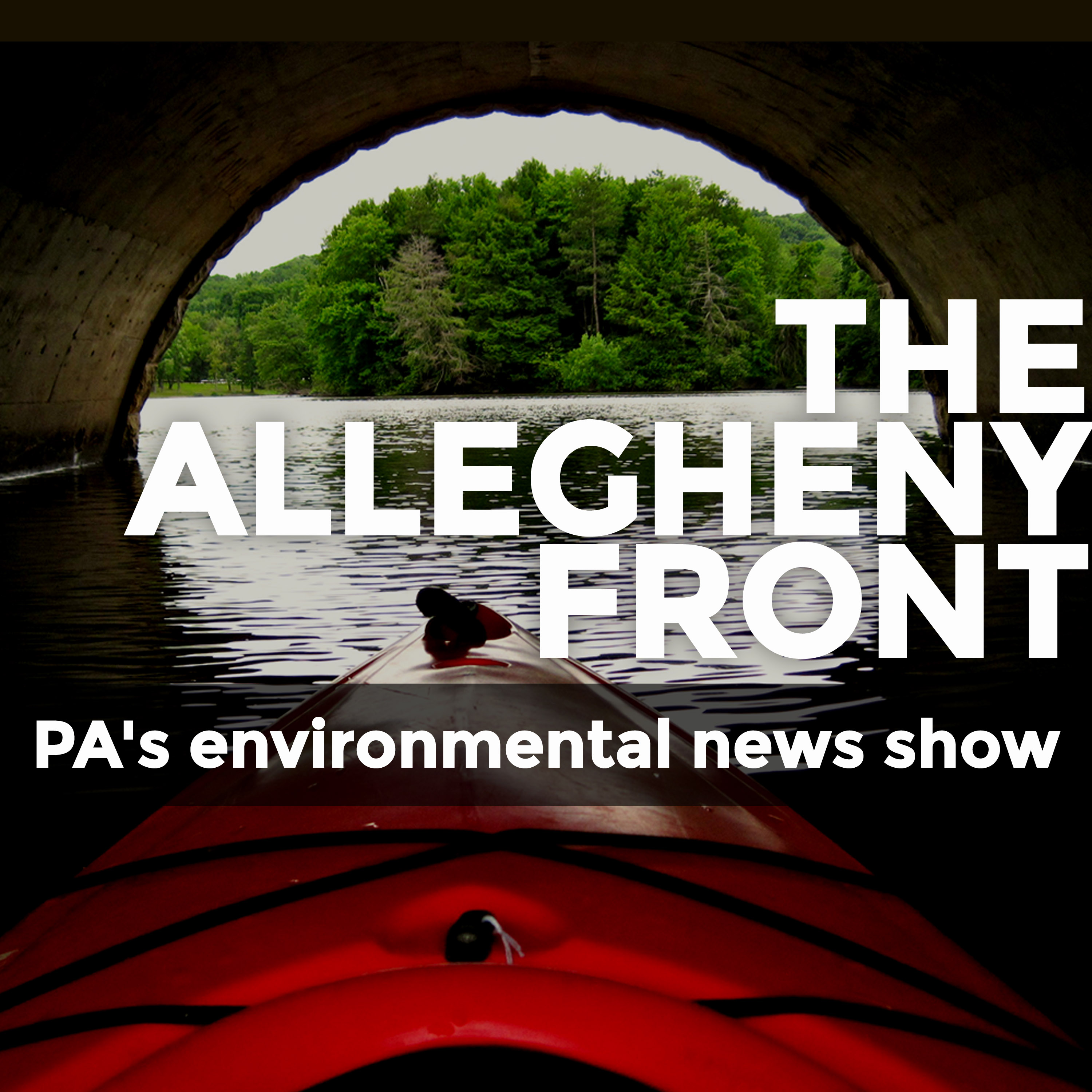 The Allegheny Front show art