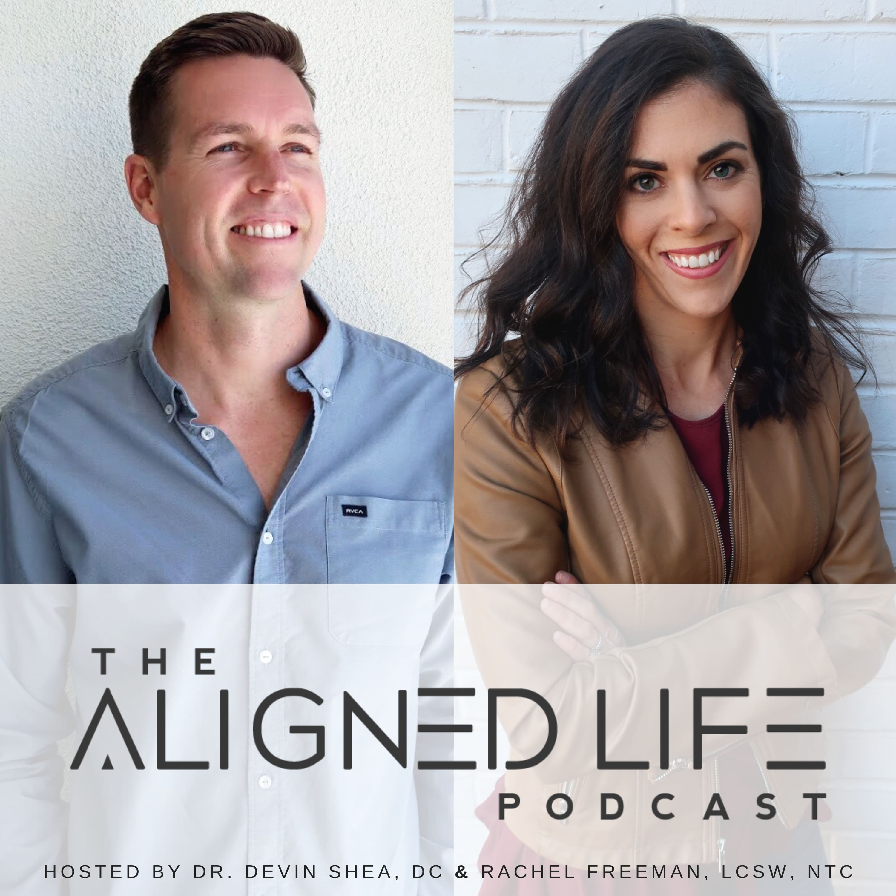 The Aligned Life Podcast: Take Control of Your Health show art