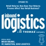 Artwork for Retail Returns: How Does Your Returns Process Affect Your Retail Business? Guest, Brian Bourke, SEKO Logistics
