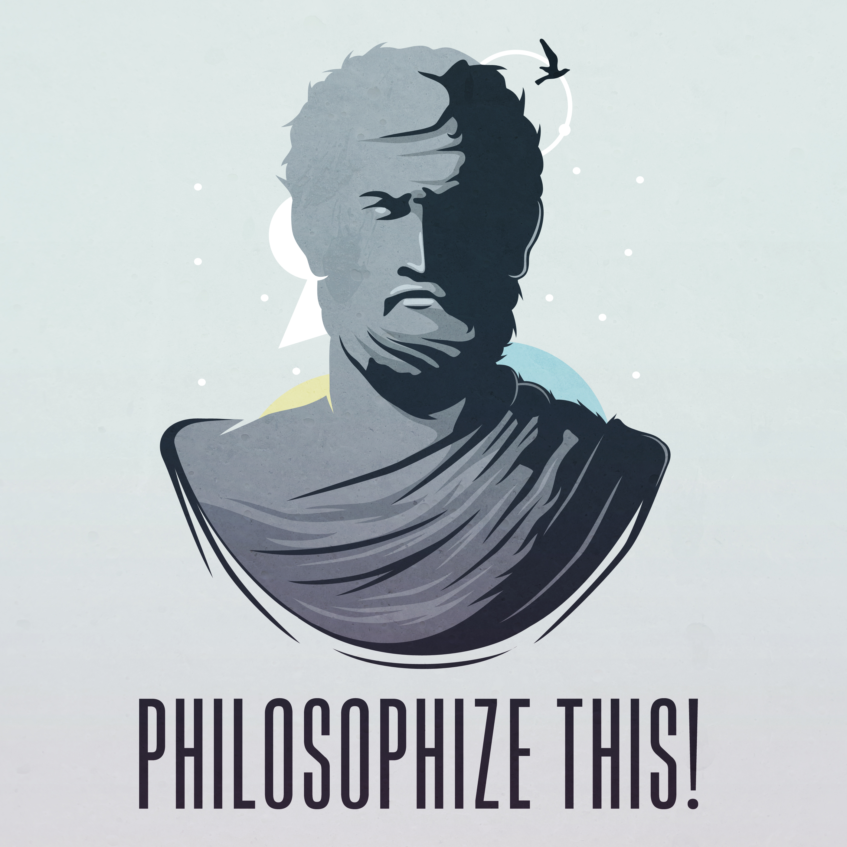 Philosophize This! show art