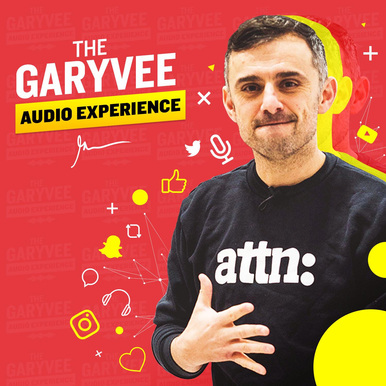The GaryVee Audio Experience  show art