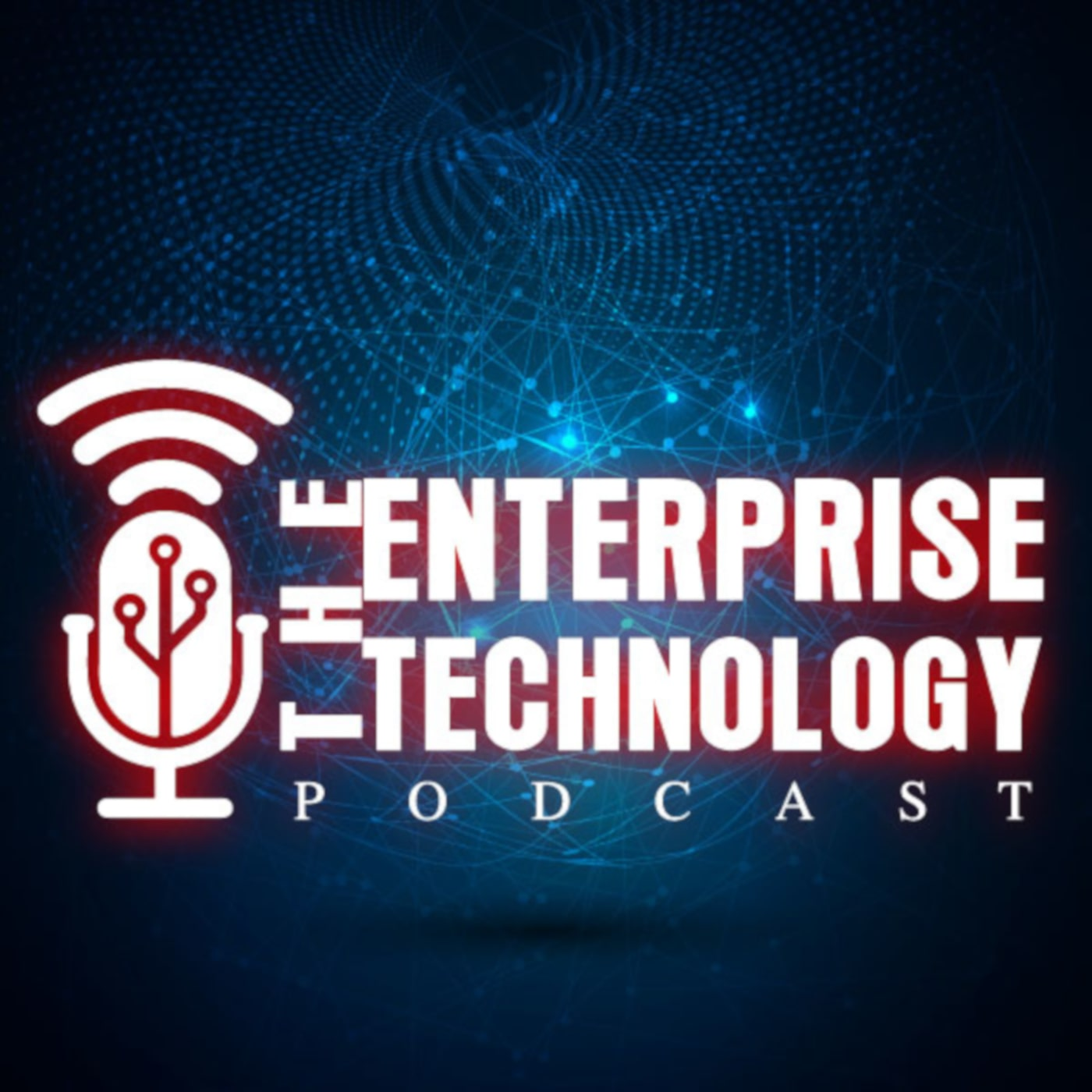 The Enterprise Technology Podcast show art