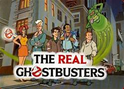 Back in Toons Classics -The Real Ghostbusters