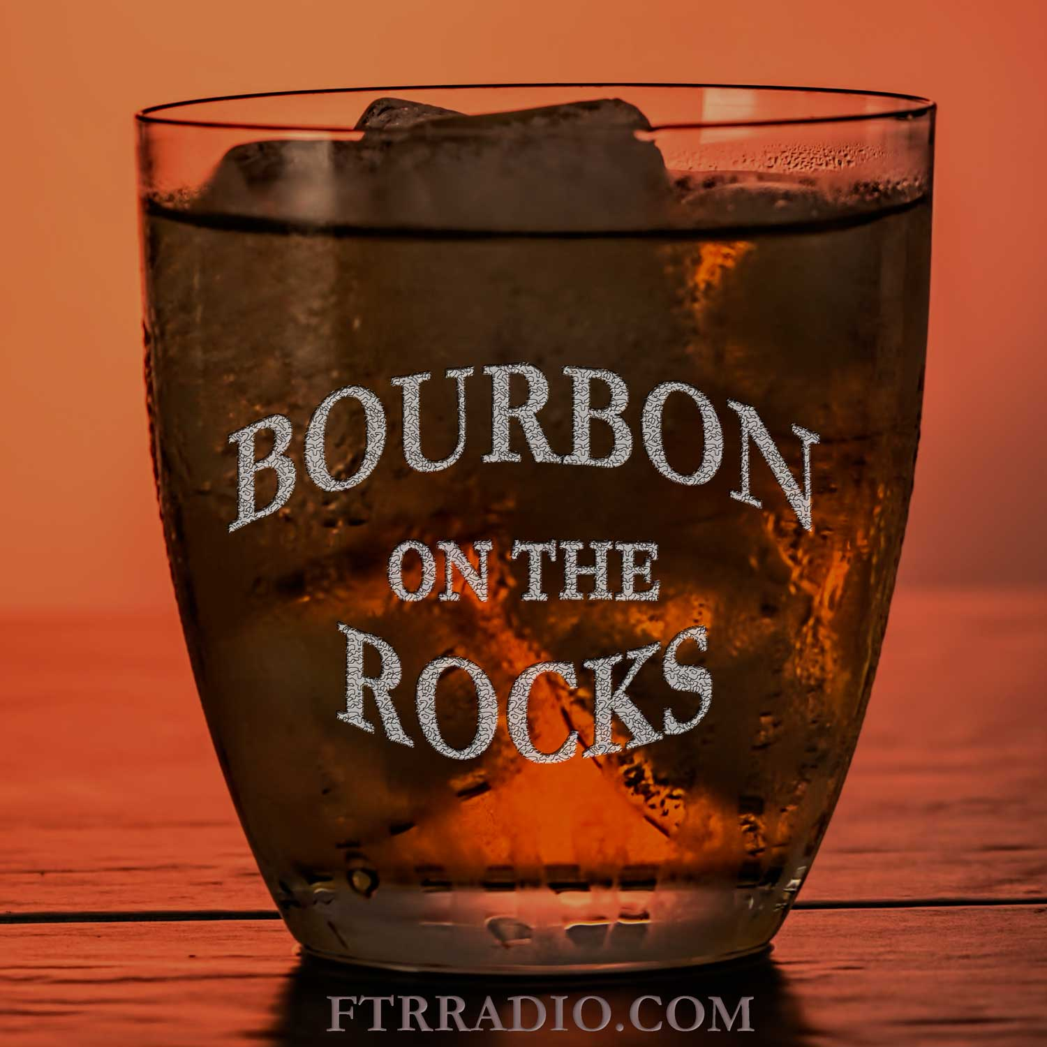 Bourbon on the Rocks show art