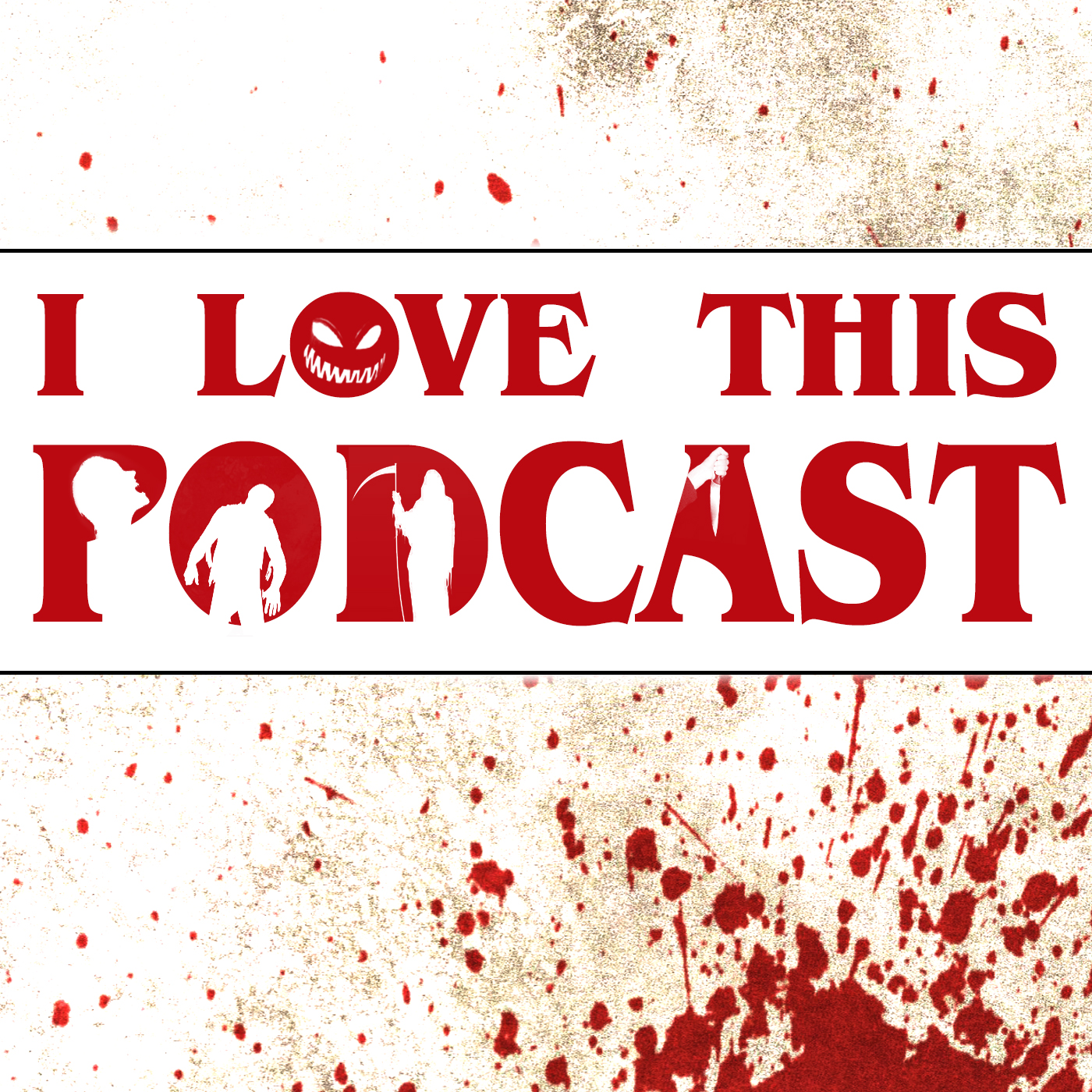 I Love This Podcast show art