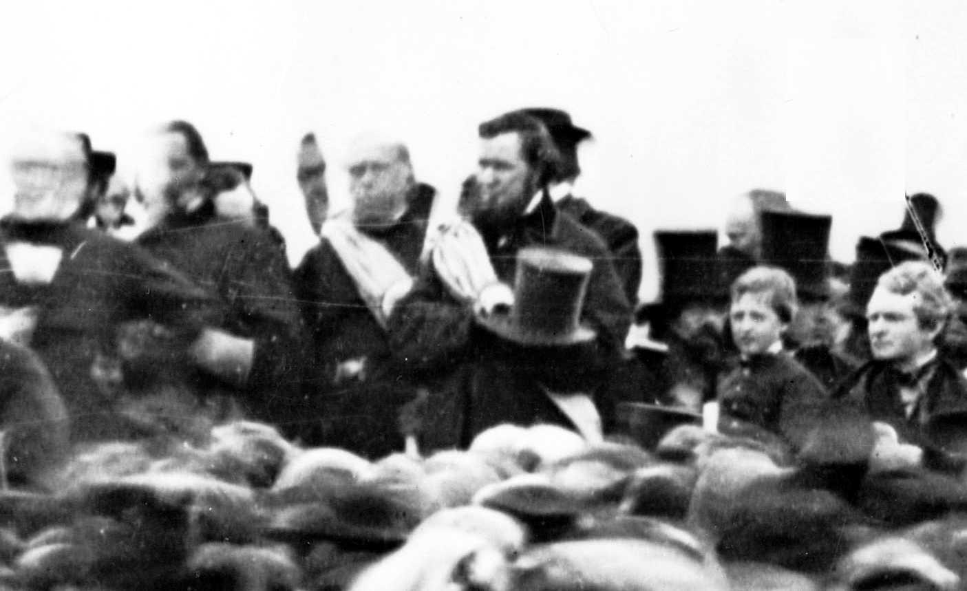 lincoln gettysburg address
