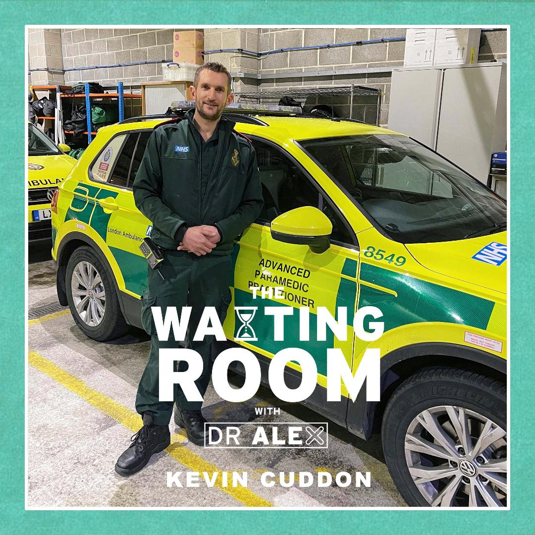 Critical Care on the City Streets With Advanced Paramedic Kevin Cuddon