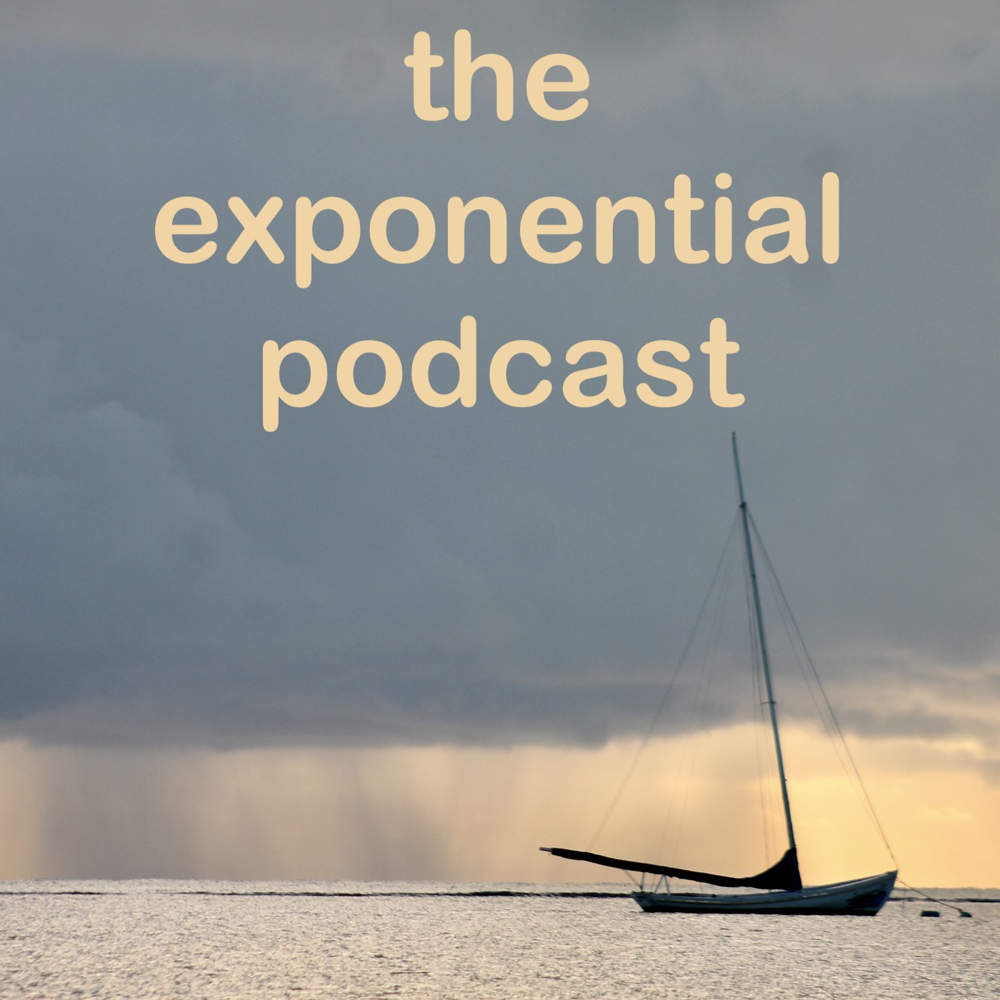 The Exponential Podcast show art