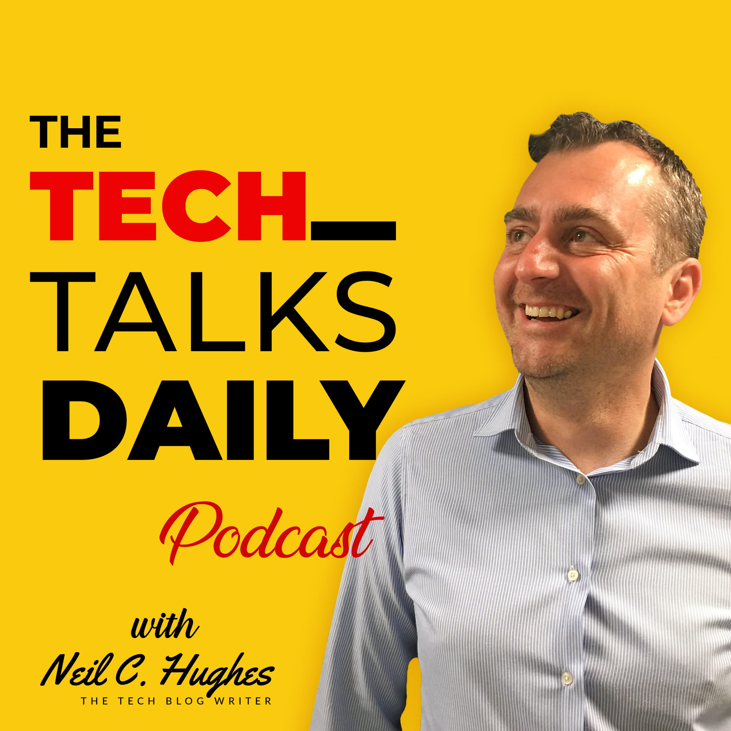 The Tech Talks Daily Podcast show art