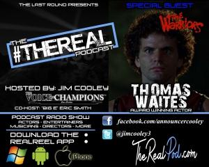 TRR #1 Thomas G. Waites -