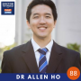 Artwork for 88: For Some Thyroid Cancer Patients, No Surgery is the Best Treatment → Dr. Allen Ho from Cedars Sinai