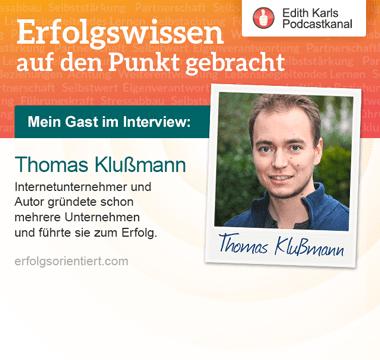 095 - Im Gespräch mit Thomas Klußmann