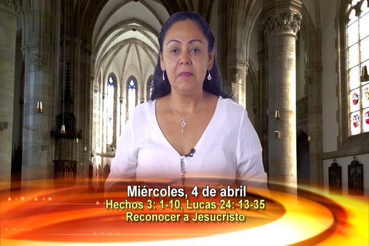 Artwork for Dios te Habla con Ruth Margarita Gelvez:  El tema: Reconocer a Jesucristo