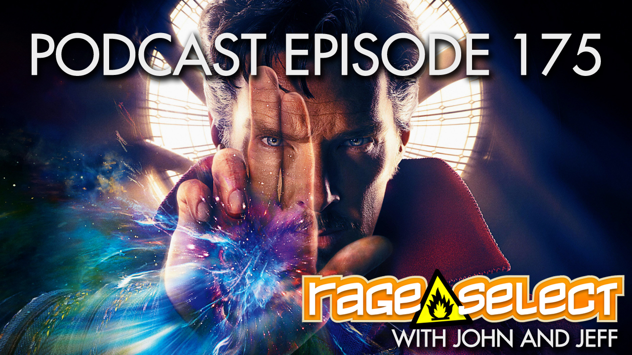 Rage Select Podcast Episode 175 - John and Jeff Answer Your Questions!