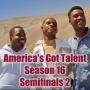 Artwork for AGT - Season 16 - Semifinals 2 Recap