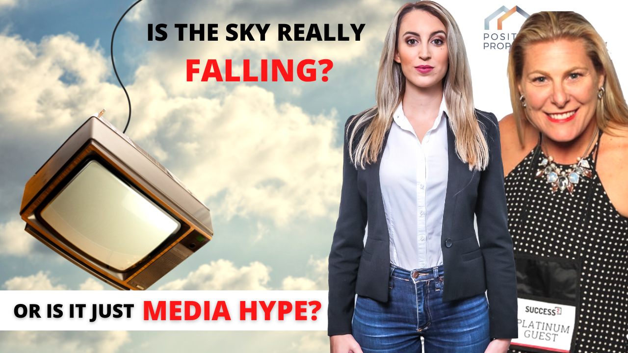 Is the sky Really Falling? Or is it just Media Hype? show art