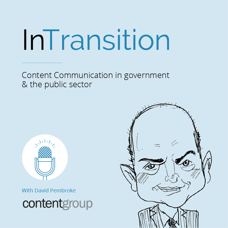 Artwork for InTransition 122: Why governments are content-rich with David Rawling