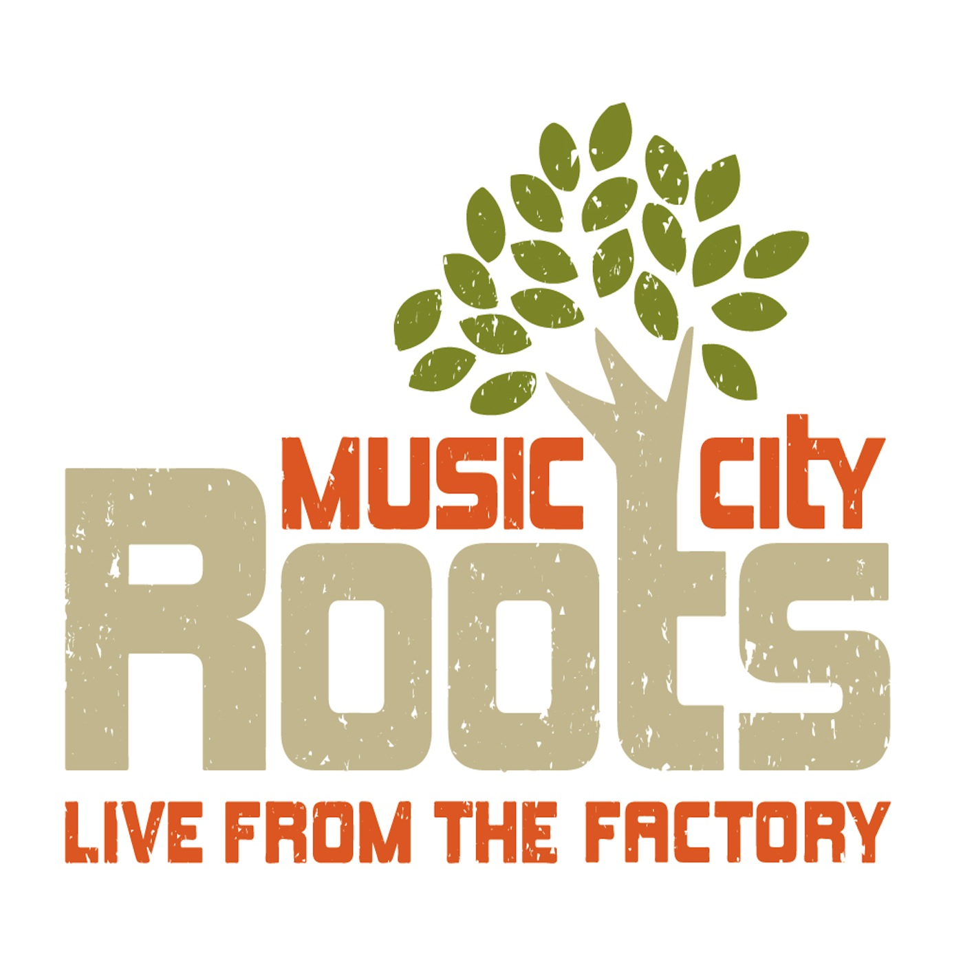 Music City Roots show art