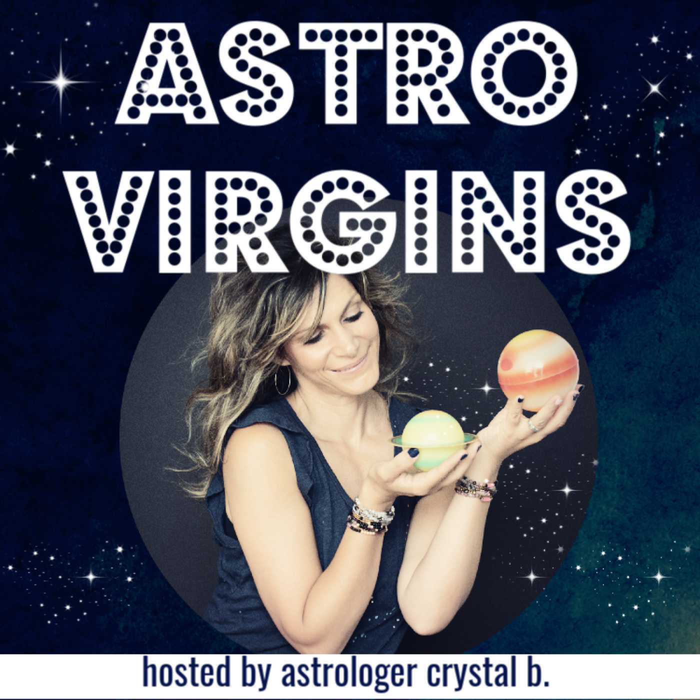 Episode #10: Astrology, Tarot and Saturn show art