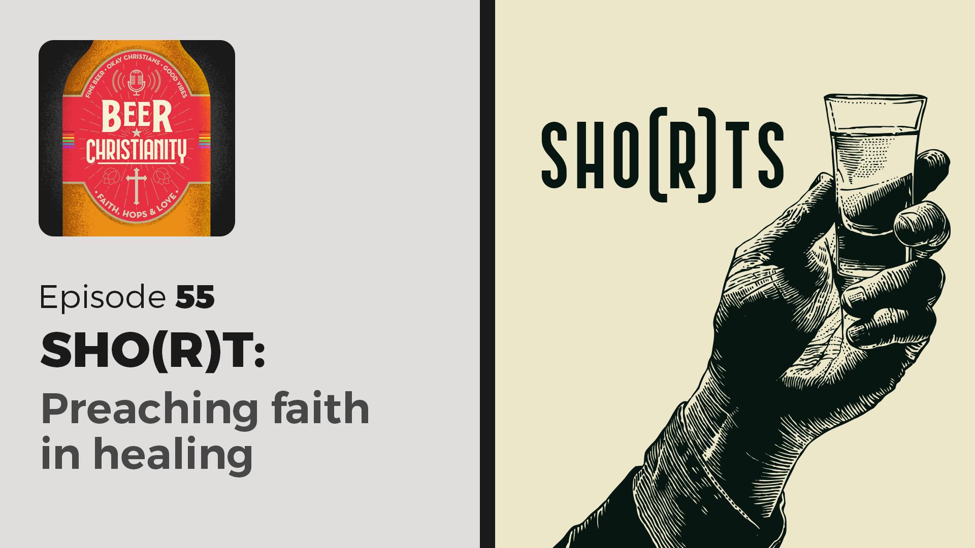 Faith prayer and healing