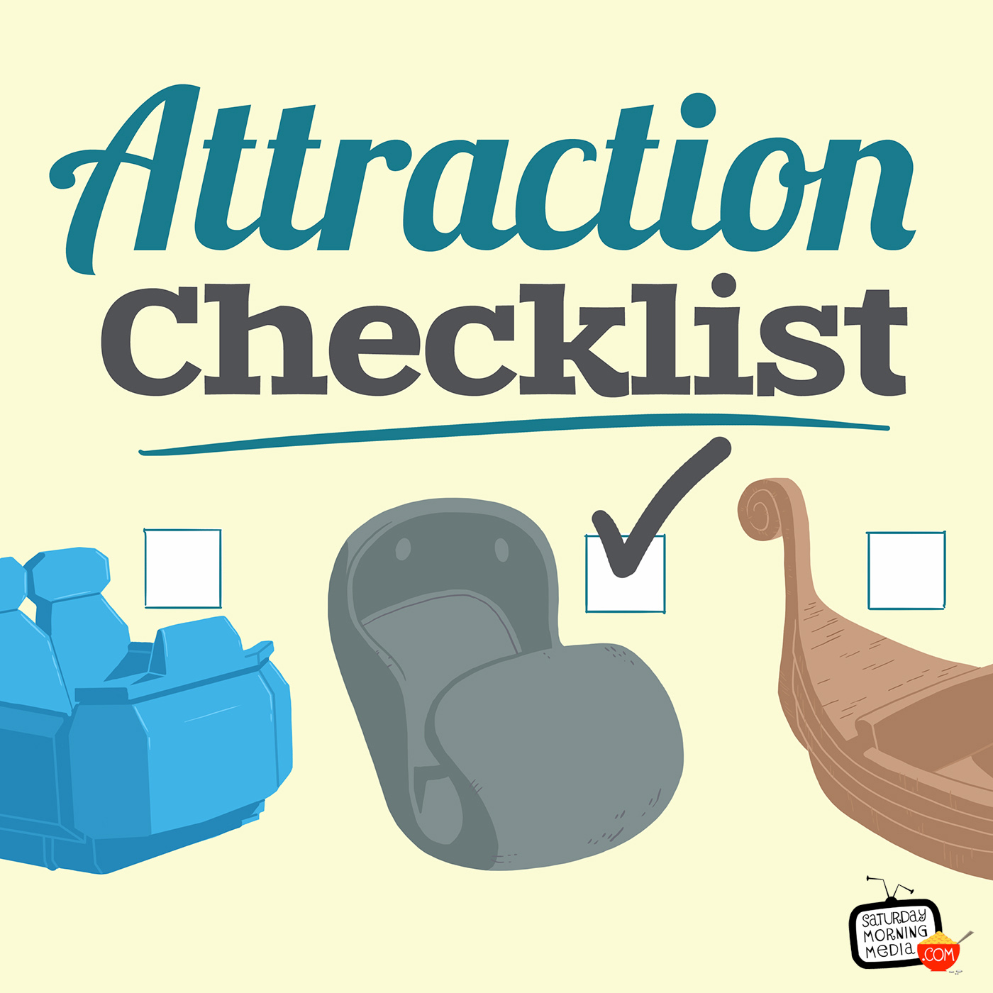 Attraction Checklist show image