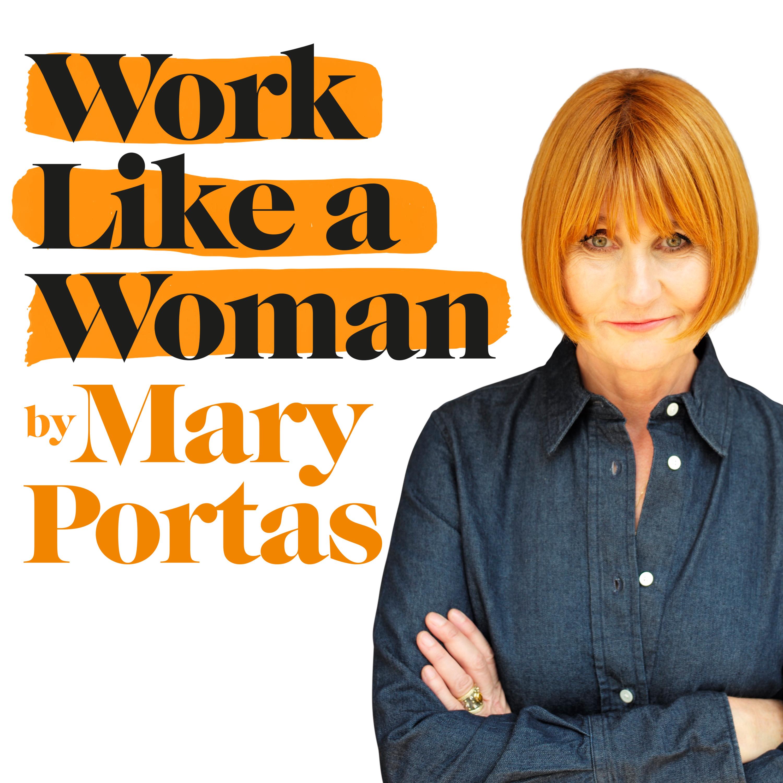 Work Like A Woman show art