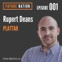 Artwork for How Augmented Reality will change your world, with Rupert Deans - Episode 001