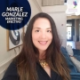Artwork for #046 - Cómo Marle Gonzalez inició el cambio que quería para su vida en los Estados Unidos