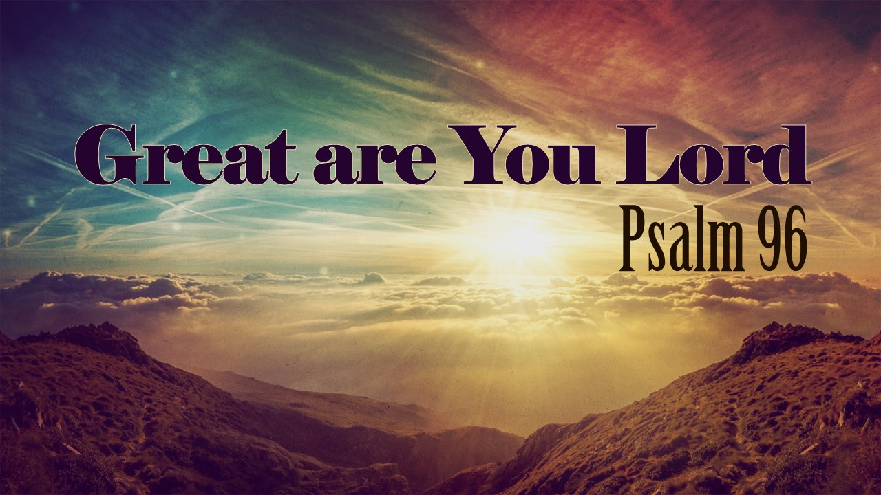 Artwork for Great are You Lord (Deacon, Micheal Floyd)