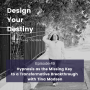 Artwork for Hypnosis as the Missing Key to a Transformative Breakthrough with Tina Madsen