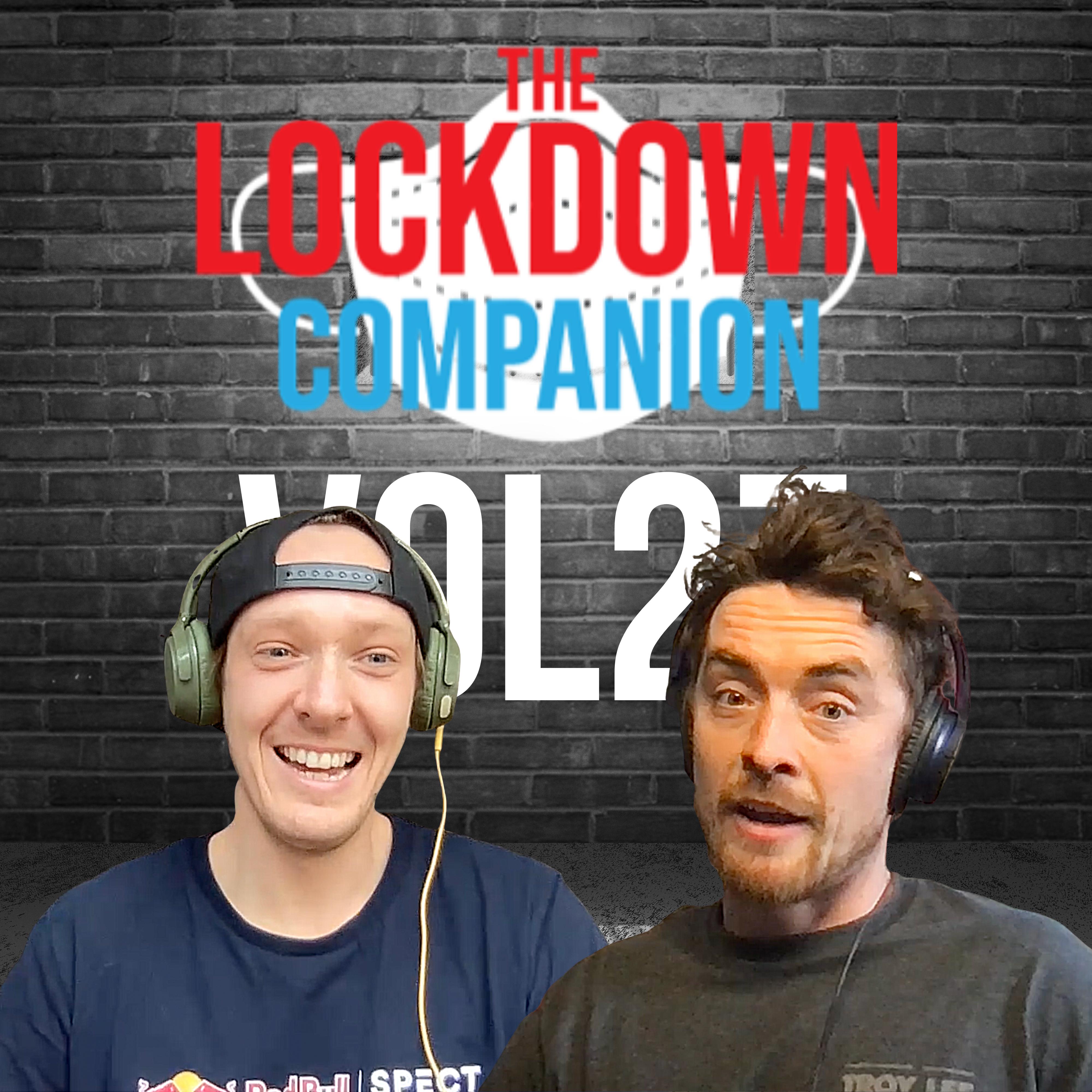The Lockdown Companion Vol27 🔐