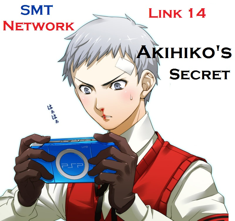 Link 14-Akihiko's Secret