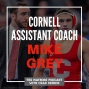 Artwork for Cornell assistant coach Mike Grey