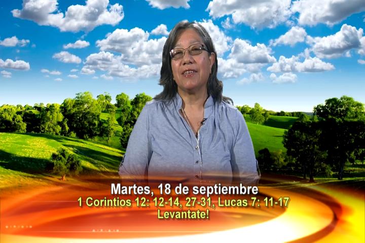 Artwork for Dios te Habla con Lidia Mendoza; Tema el hoy: LEVANTATE!