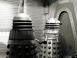 38: The Power of the Daleks, or,  Why do human beings kill human beings?