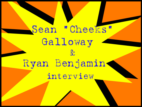 Cammy's Comic Corner - Sean Galloway & Ryan Benjamin