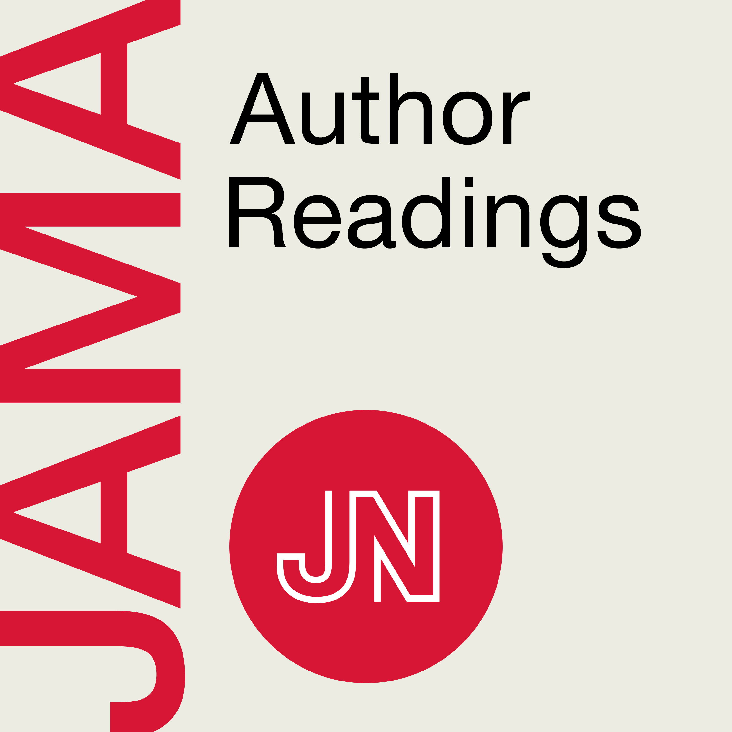 JAMA Author Readings: Viewpoints on research in medicine, health policy, & clinical practice. For physicians & researchers. logo