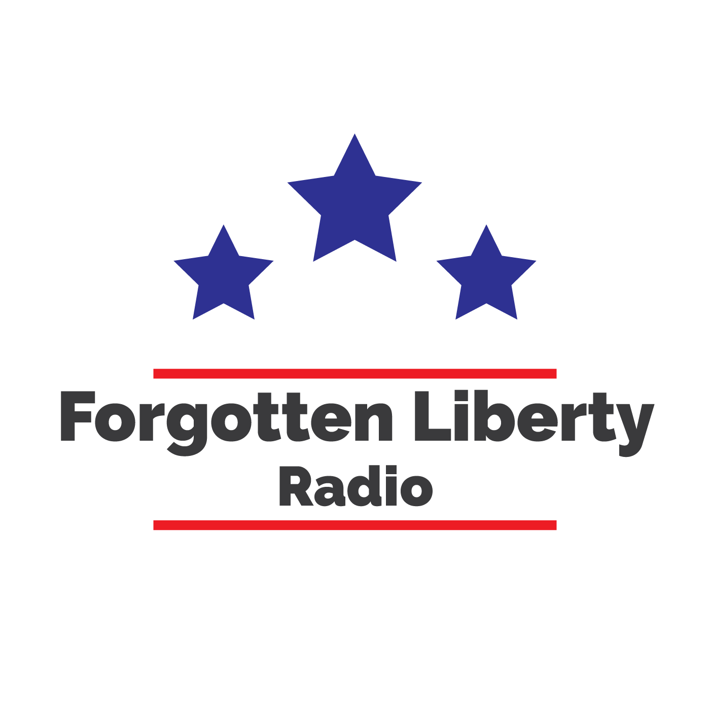 Forgotten Liberty Radio show art