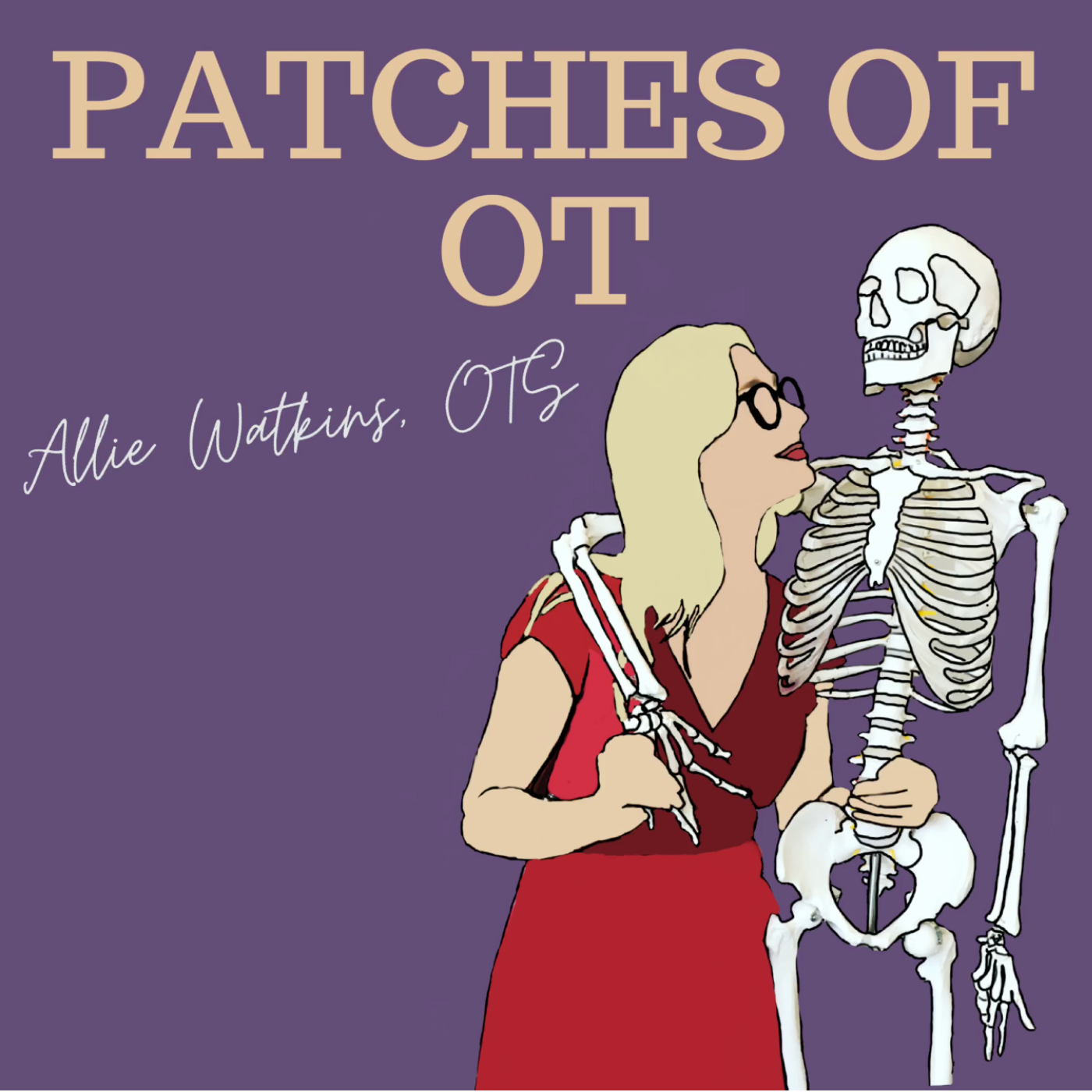 Patches of OT show art