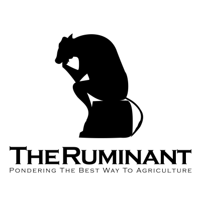 The Ruminant: Audio Candy for Farmers, Gardeners and Food Lovers show image