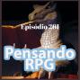 Artwork for #261 - Vícios que você comete ao mestrar RPG que podem prejudicar seu RPG! (Com Vinzaum, do Game Chinchila)