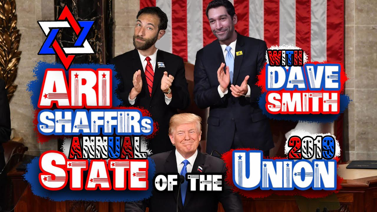 #368: The 2019 State Of The Union (@ComicDaveSmith)