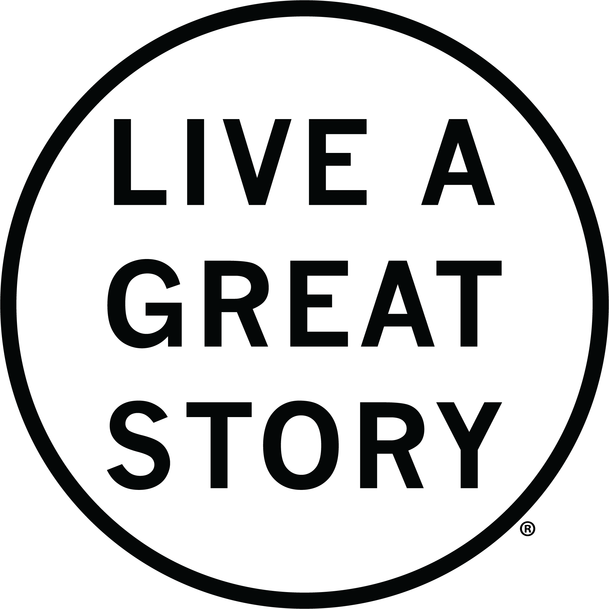LIVE A GREAT STORY presents Great Stories show art
