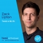Artwork for Trends in Machine Learning & Deep Learning with Zack Lipton - #334