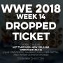 Artwork for WWE 2018 Week 14 Dropped Ticket (Wrestlemania 34)